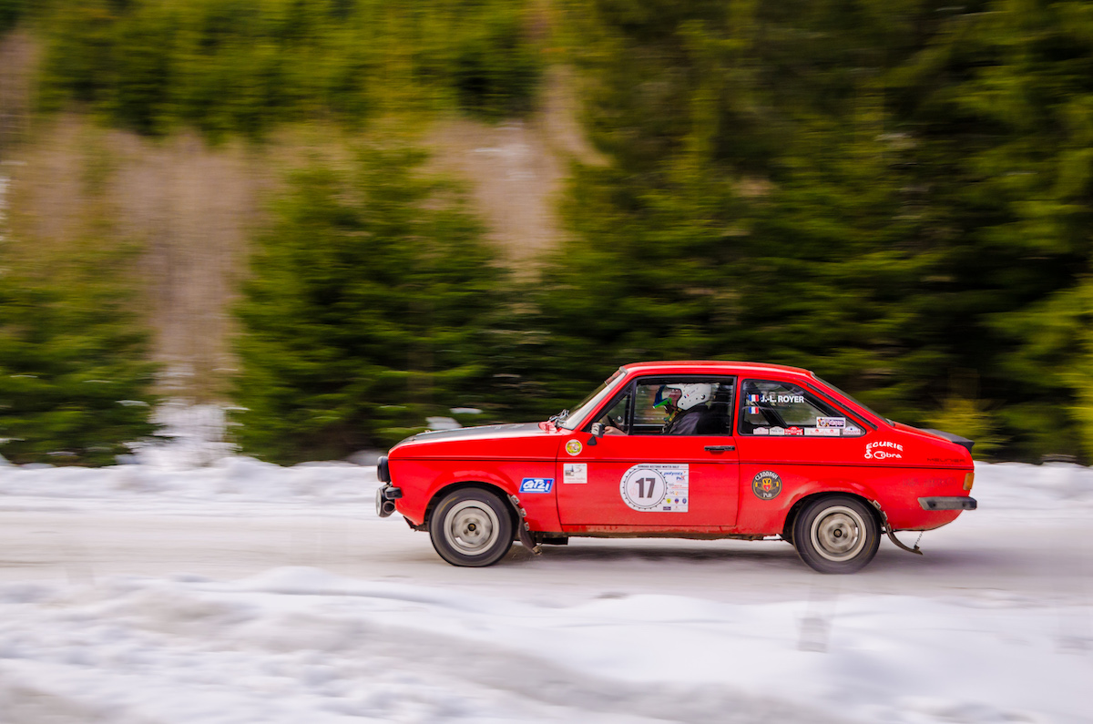 Romania Historic Winter Rally - ziua 2 camera 1 - 0506