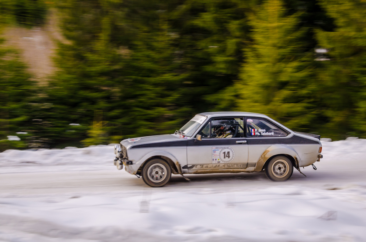 Romania Historic Winter Rally - ziua 2 camera 1 - 0535