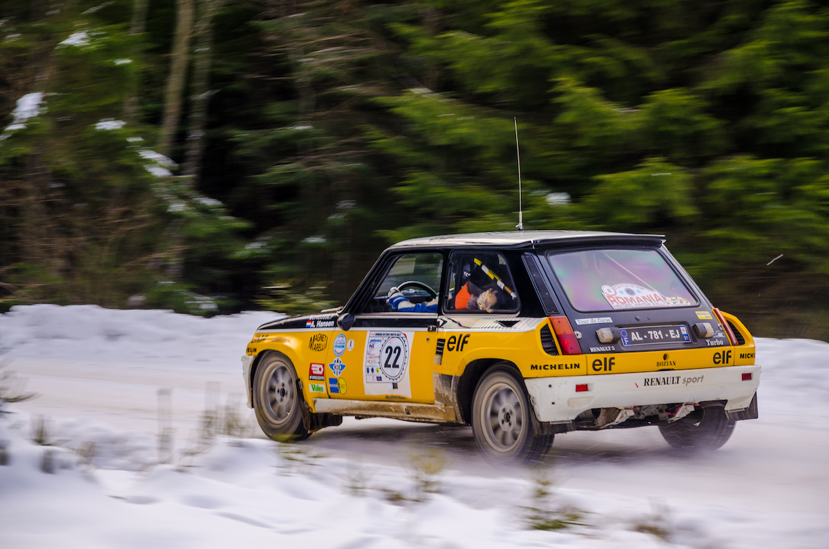 Romania Historic Winter Rally - ziua 2 camera 1 - 0554