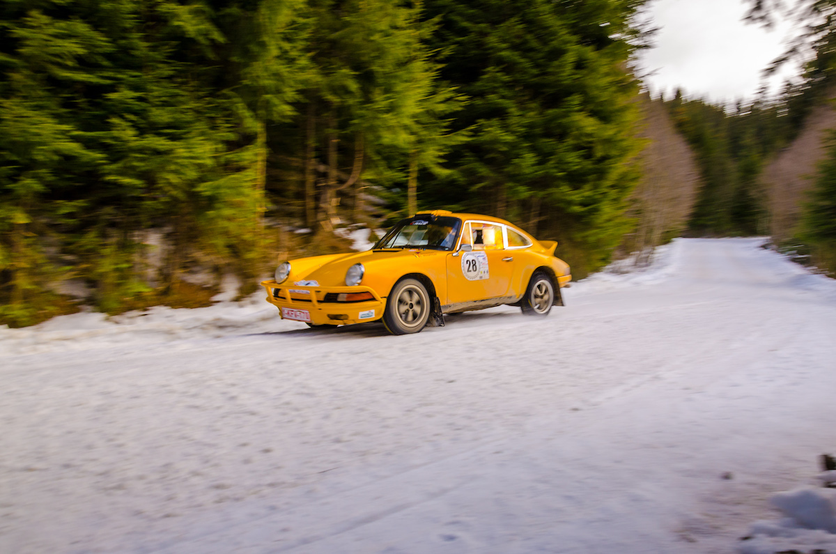 Romania Historic Winter Rally - ziua 2 camera 1 - 0936