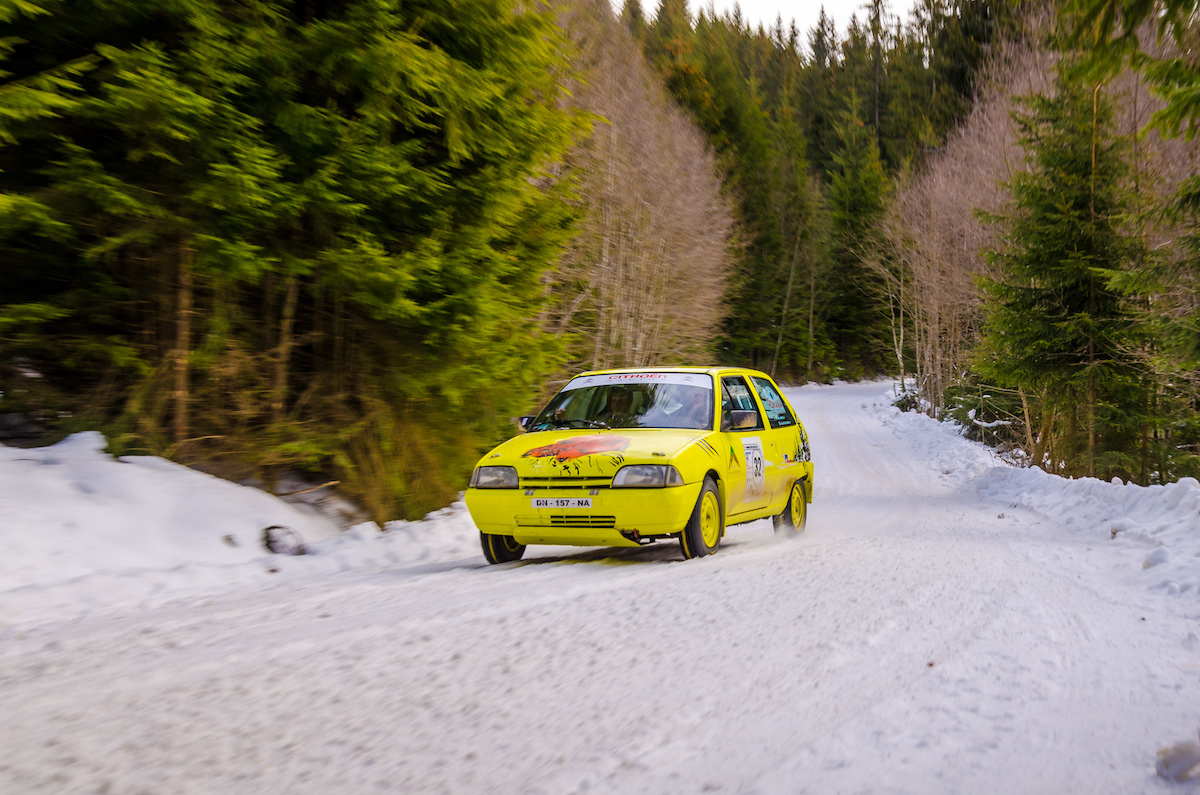 Romania Historic Winter Rally - ziua 2 camera 1 - 0990