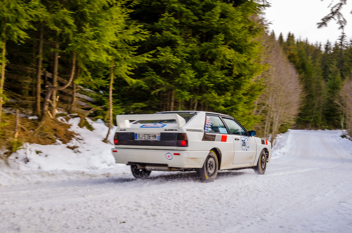 Romania Historic Winter Rally - ziua 2 camera 1 - 1033