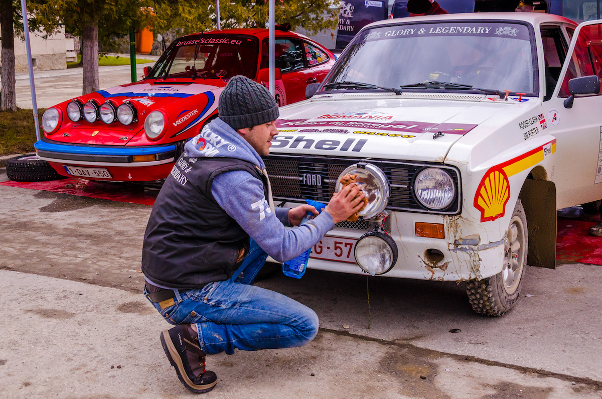Romania Historic Winter Rally - ziua 2 camera 1 - 1407