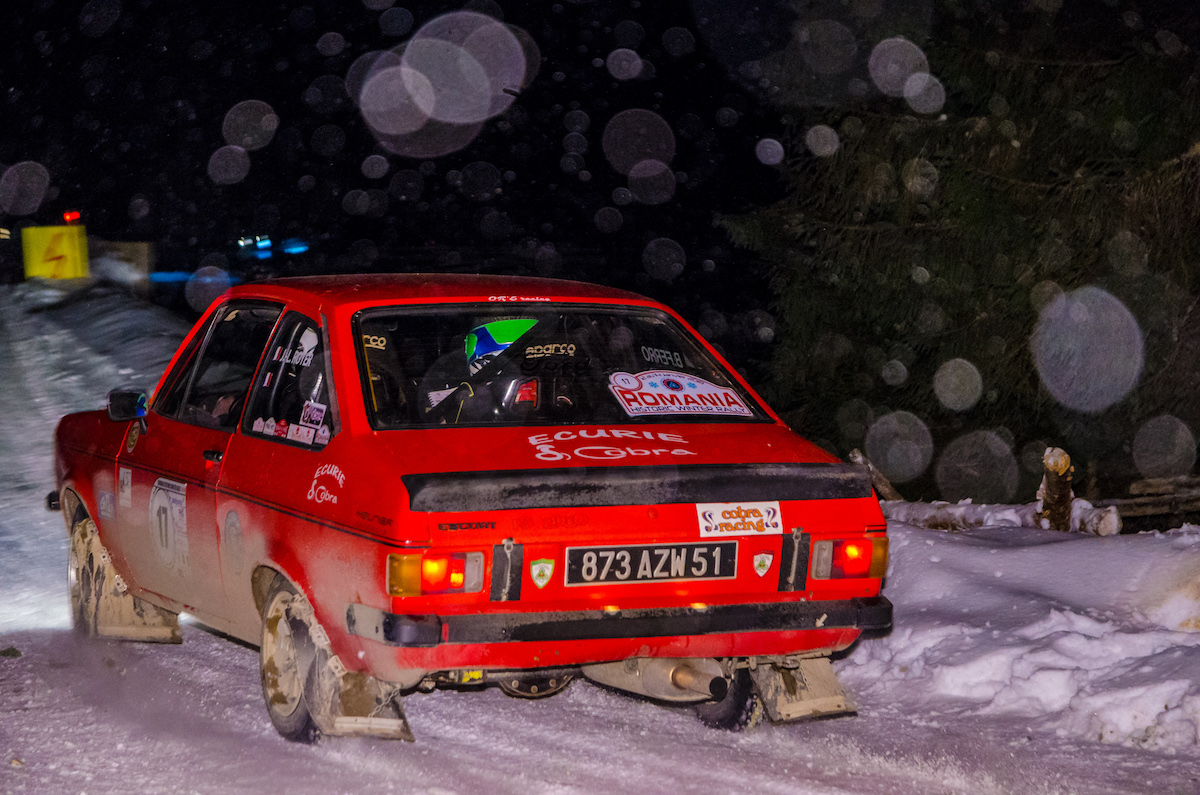 Romania Historic Winter Rally - ziua 2 camera 1 - 1486