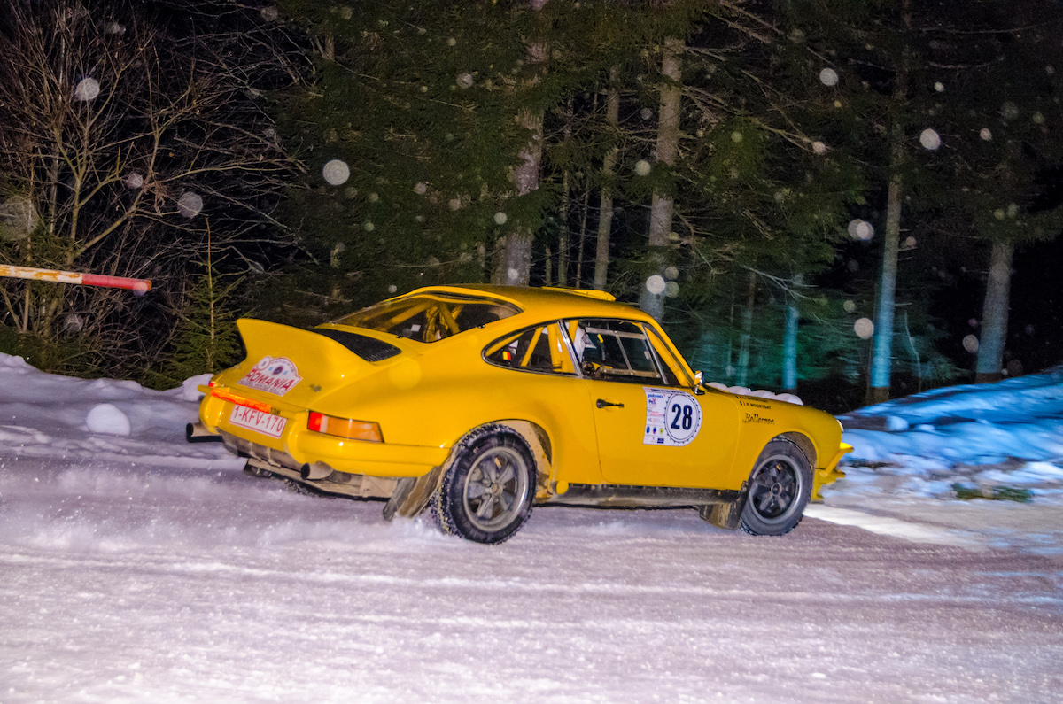 Romania Historic Winter Rally - ziua 2 camera 1 - 1550