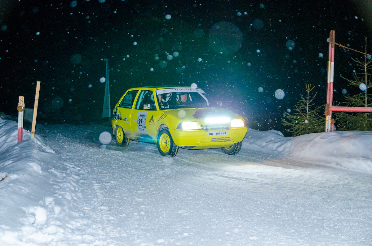 Romania Historic Winter Rally - ziua 2 camera 1 - 1696